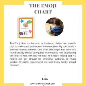 Emoji chart