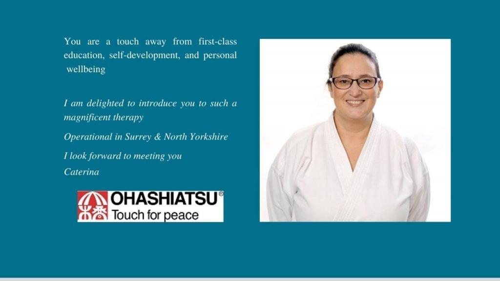 Ohashiatsu® School UK