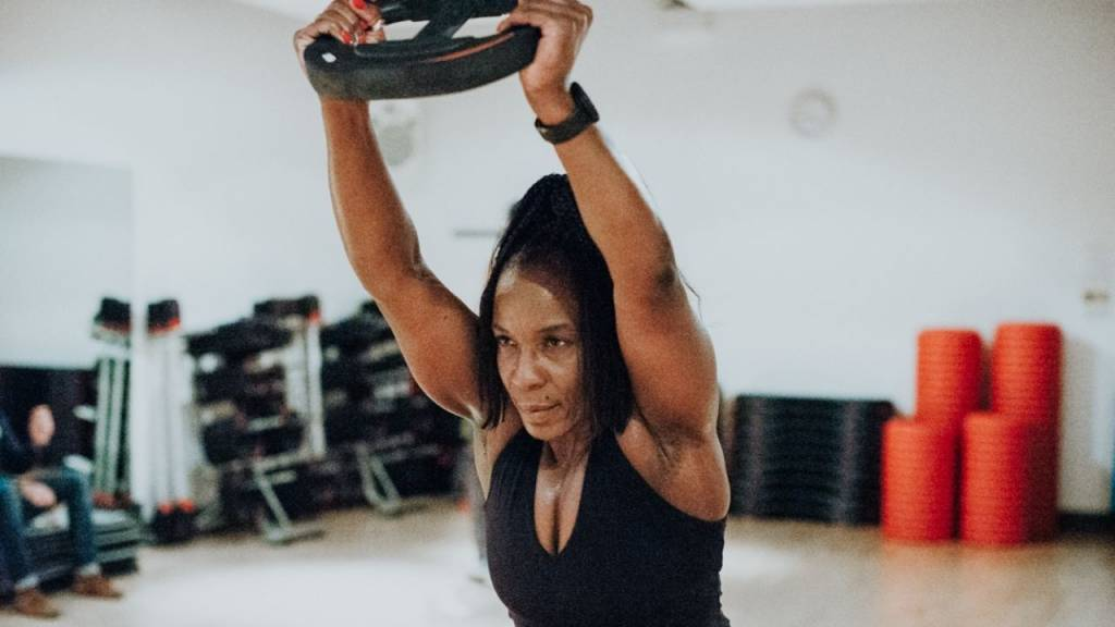 The Thames Club Weight training -Wonderful World of Wellbeing