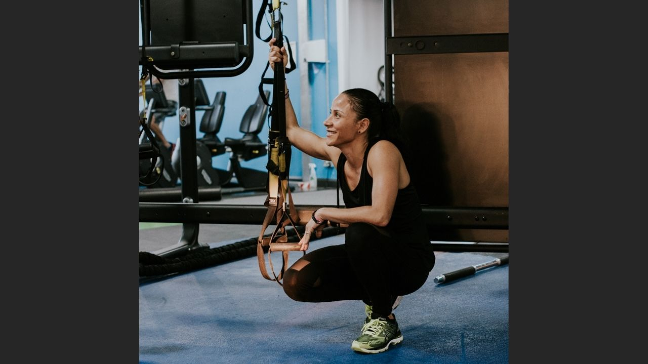 The Thames Club Personal Trainer -Wonderful World of Wellbeing
