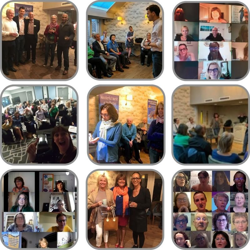 Wellbeing Networking