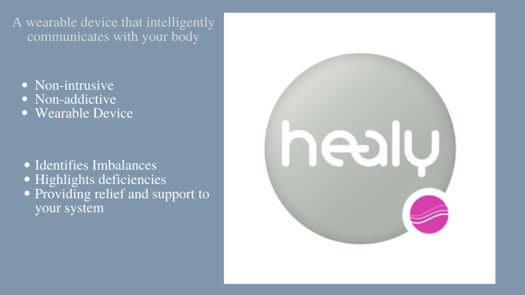 Healy - Frequencies for Your Health, Wellness and Movement